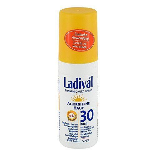 Ladival Allergische Haut LSF 30, 150 ml Spray