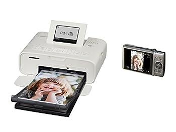 Canon Selphy Cp1200 Photo Printer - White 3