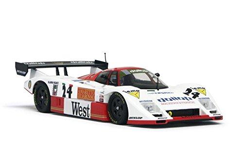 Slot.It Lancia LC2 N°24 Le Mans 1988 CA21a