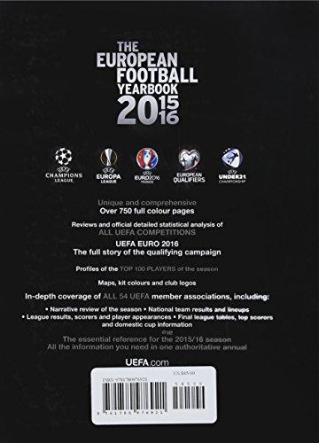 Zoom IMG-2 the european football yearbook 2015