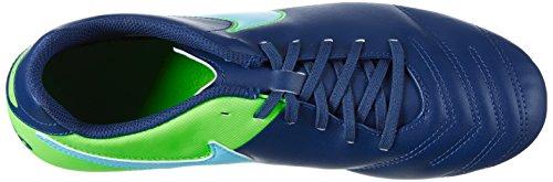 Nike  Tiempo Rio Iii Sg, Herren Fußballschuhe, blau Blau