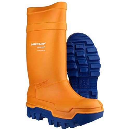 Dunlop C662343 Purofort Thermo + Full Safety Wellington/Mens Boots/Safety Wellingtons