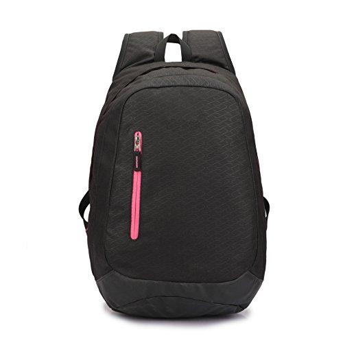 Mefly Travel Rucksack Outdoor Sport Freizeit Taschen Reisen Schultern black