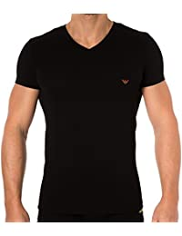 Emporio Armani Fancy Full Metal Shaded Eagle T-Shirt Homme