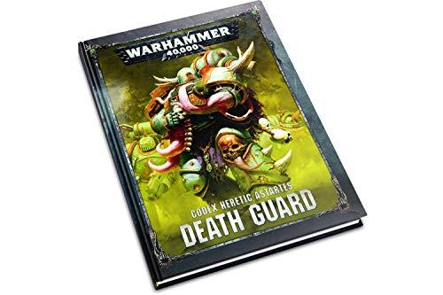 Games Workshop Codex: Death Guard, gebundenen (Englisch) -