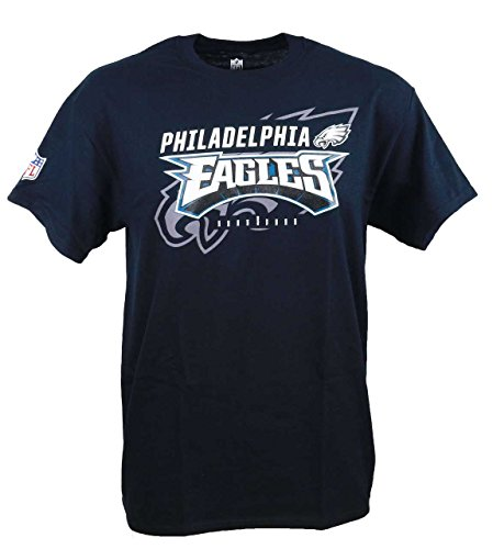 Majestic GREAT VALUE Shirt - Philadelphia Eagles schwarz - M (Eagles Top Philadelphia)