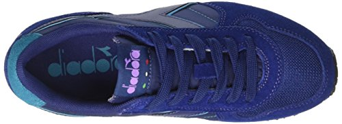Diadora K-Run W, Sneaker a Collo Basso Donna Blu (Blu Stampa)