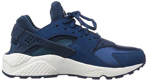 Nike Air Huarache, Baskets Basses femme Bleu - (Blue Force/Blue Force-Sail)