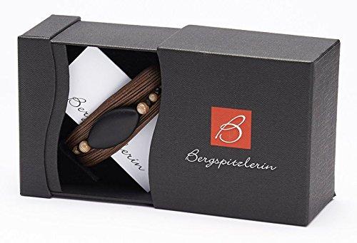 Armband Hohe Munde | Handgefertigte Armbänder aus Tirol von Bergspitzlerin | Jedes Stück ein Unikat