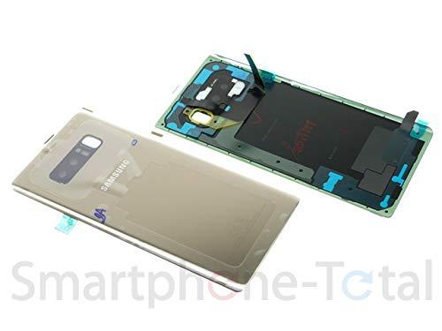 Samsung Galaxy S8 Plus SM-G955F Akkudeckel Backcover Kamera Linse Cover Gehäuse Gold Gold Gehäuse Cover