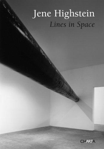 Jene Highstein: Lines in Space by Laura Mattioli Rossi (2009-04-01)