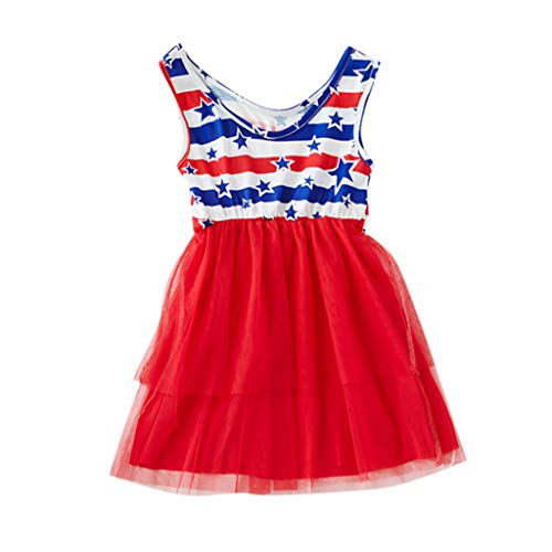 Winkey Girls Rock, Trendy Mom und My Child Girls ärmelloses Print Star Family - Kind Rock Star Girl Kostüm
