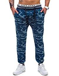 BOLF – Pantalons – Jeans – Pantalons de sport – OTANTIK 802 – Homme