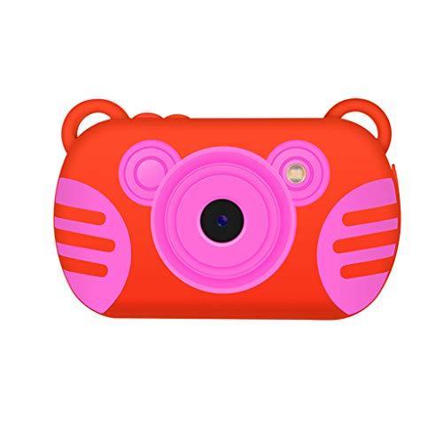 F-blue Kinder K6-Puzzle-Spiele 2,7-Zoll-wasserdichte Karikatur-Kamera Anti-Fall-Kinder HD Digitalkamera Digital Kamera 2.7