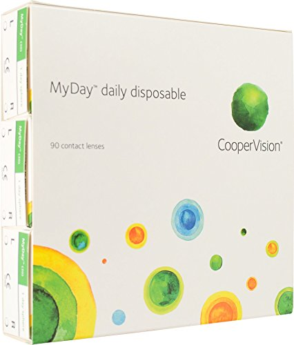 MyDay daily disposable (90 Stk.) (Dioptrien: -02.75 / Radius: 8.4 / Durchmesser: 14.2)