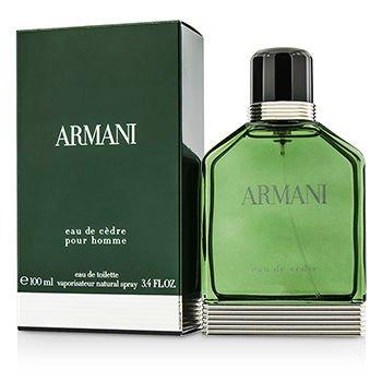 Giorgio Armani Emporio Armani Eau De Parfum Spray (Armani Eau De Cèdre Eau De Toilette Spray 100ml)