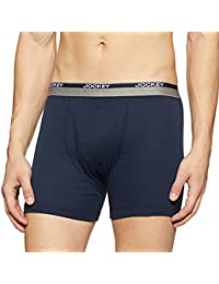 Jockey Men's Cotton Boxer Brief