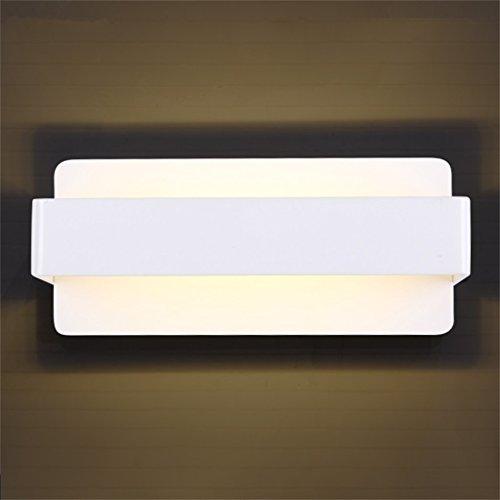 Global-LED Lampe de mur de lampe moderne et créative de la paroi minimaliste