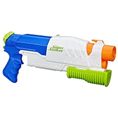 Idea Regalo - Nerf Super Soaker - Blaster Scatter Blast