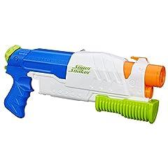 Idea Regalo - Hasbro Nerf Nerf Super Soaker - Blaster Scatter Blast