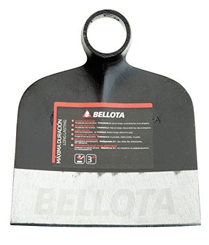 Bellota 327-A - Azada para agricultura y jardinería de acero 175 x 185