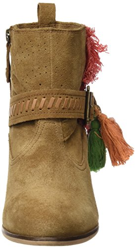 Gioseppo Didian, Bottes plissées femme Beige