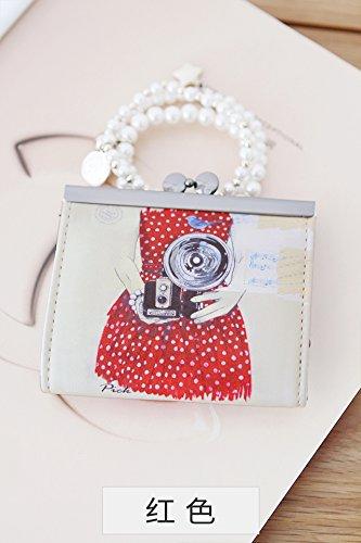 YXLMZ*Frauen and Shopping Scheckheft Brieftaschen All Seasons (Scheckheft Fossil Brieftasche)