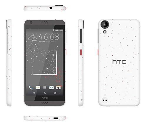 HTC Desire 530 99HAHW034-00 - Smartphone  16 GB  4G  SIM   nica  Android  NanoSIM  Edge  GPRS  gsm  UMTS  LTE   Color Color Blanco