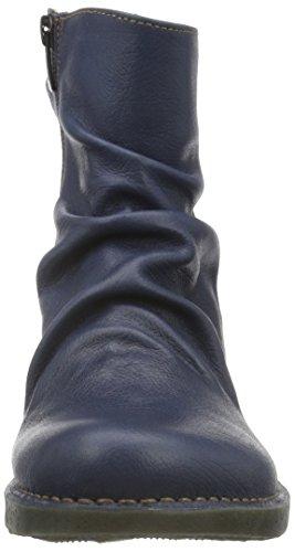 art - Oteiza, Stivali bassi con imbottitura leggera Donna Blu (Memphis Blue 639)