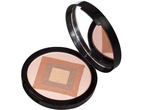 Mineral Gemstone Bronzer Pressed Bronzing Powder - Gracious by Treat-ur-Skin