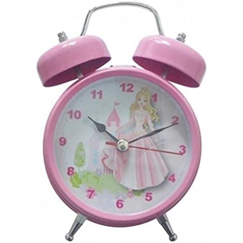 'Set de MP3–Despertador infantil Princesa de despertador + CD Canciones para mí.