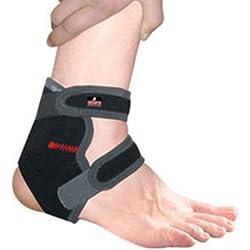Soporte para tendón de Aquiles, de neopreno, tobillera de alivio para tendonítis.