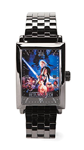 Star Wars Vol. 2 Return of The Jedi Square Frame Metal Armbanduhr