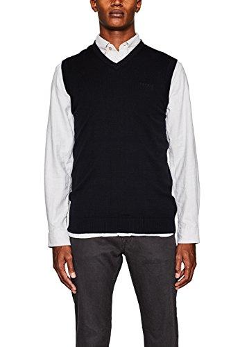 ESPRIT Herren Pullover 107EE2I033 Schwarz (Black 001), gebraucht kaufen  Wird an jeden Ort in Deutschland