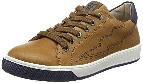 Garvalin - Cunwy, Sneaker Bambino, Brown (Cuero), 35