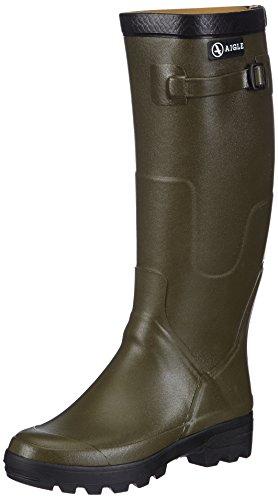 Aigle - Benyl - Chaussure de chasse - Homme - Vert (Kaki) - 44 EU (9.5 UK)