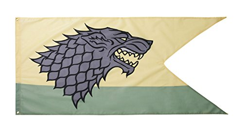 Game of Thrones Stark Outdoor Flagge - Outdoor-flagge