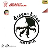 Table Tennis Rubber: Giant Dragon Talon Red OX