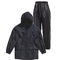 Regatta Kids Waterproof Jacket & Trousers Suit Boys OR Girls 9