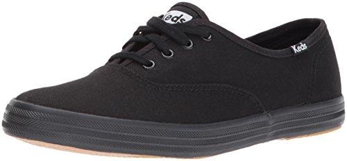Keds Damen Champion CVO Sneaker, Schwarz (Black), 35 EU Keds Slip On Sneakers