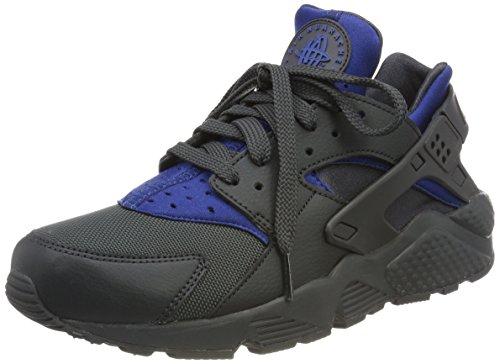Nike Herren Air Huarache Gymnastikschuhe, Blau (Gym Blue/Gym Blue/Dark Obsidian), 44 EU (Obsidian-basketball-schuh)