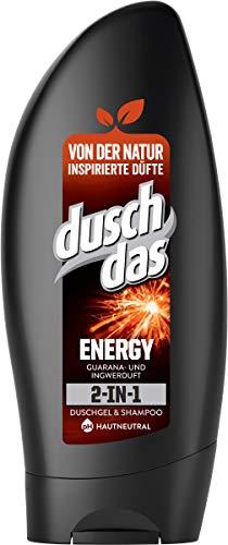 Duschdas Duschgel Energy, 6er Pack (6 x 250 ml)