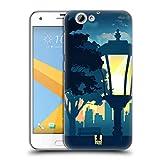 Head Case Designs Park Sonnenuntergang Sammlung Ruckseite Hülle für HTC One A9s