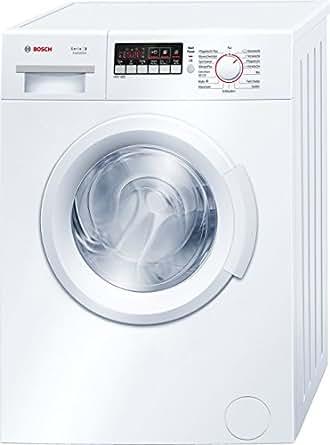 bosch wab282eco waschmaschine fl a 153 kwh jahr. Black Bedroom Furniture Sets. Home Design Ideas