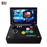 Pandora Box 3D Wippe Spielkonsole 10 Zoll 2297 in 1 LCD Retro 1280 1080p HD Nostalgisch Retro Spieler, Taschenspiel -
