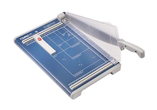 Dahle 560 Hebelschneider (Papierschneidemaschine mit einer Schnittlänge von 340 mm, bis zu DIN A4)