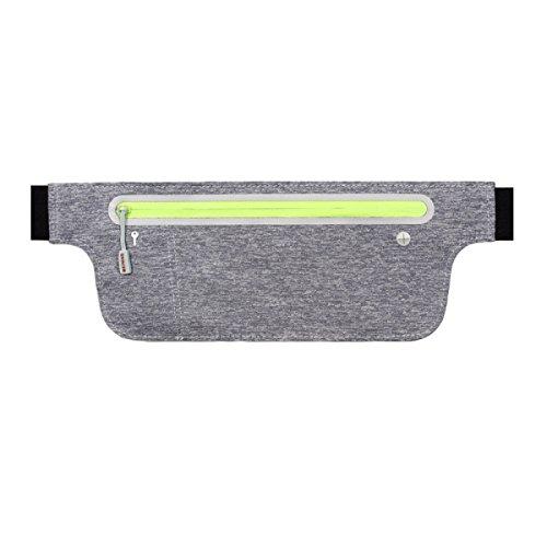 FZHLY Neue Lauf Handy-Taschen Männer Und Frauen Multifunktionales Ultradünne Tasche CamouflageGray