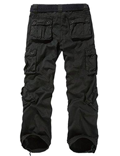 Match Herren Cargo hose #3357 3357 Dunkel grau