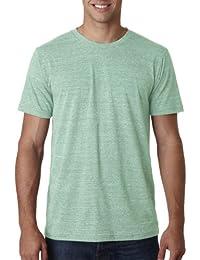 Men's Tri-blend Tee -  Vert - XX-Large
