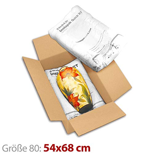 Instapak Quick RT 80 Schaumbeutel-Verpackung 51x76 cm / VE 36 Beutel